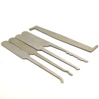 H Amp H Folding Lock Pick Set Pocket Lock Pick Set Multitool