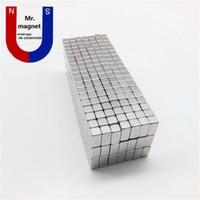 100шт горячей продажи 10*5*5 10x5x5 10x5x5mm сильный редкоземельный неодимовый магнит NdFeB маленький прямоугольник постоянный магнит бесплатная доставка
