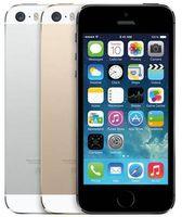 """Originale Apple iPhone 5S con Touch ID ID 16 GB iOS 8 4.0 """"IPS HD Dual Core A7 8MP Telefono cellulare sbloccato rinnovato"""