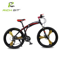 Richbit High Quality Aluminum Folding Bicycle 27 speeds Moun...