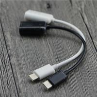 Type C Otg Cable Type-C Usb C Cabel Adapter for Oneplus3 One Plus 3 2 / Xiaomi Mi5 Mi 5 Mi4c / Huawei P9 Honor8