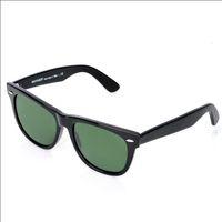 النظارات الشمسية المستقطبة الفاخرة للرجال النساء أزياء العلامة التجارية مصمم الأسود ليوبارد 4 لون النظارات النظارات الشمسية أعلى جودة للجنسين مع كل حالة