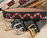 2018 Men' s Belts Luxury Pin buckle genuine leather belt...