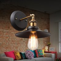 Vintage Adjustable Head Wall Sconces RH Loft Retro Industria...