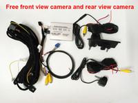 Свободный вид спереди и камера заднего вида для автомобилей Audi MMI 3G / 3G + A1 / Q3 / A4L / A5 / Q5 / A6L / A4L / Q7 / A8L с рекомендациями парковки