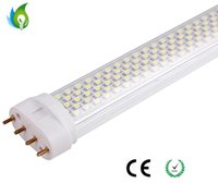 Epistar 2G11 LED Bombilla Lámpara 8W 9W LED Bombillas con 2G11 Base 110V o 230V Regulable disponible AC100-240V para no regulable