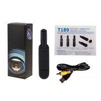 كامل HD 1080P مصغرة كاميرا T189 اجتماع القلم كاميرا الجيب القلم مصغرة dv dvr الفيديو الرقمية فيديو مسجل كاميرا