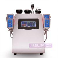 뜨거운 판매 CE 휴대용 레이저 체중 감소 슬리밍 기계 Lipo Cavitation 기계 RF 진공 슬리밍 기계 판매