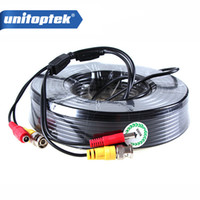 50m 165ft Power Video CCTV BNC Security Camera Cable CCTV Ac...
