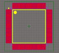 Stm32 시리즈 MCU LQFP lib VFQN LFBGA LQFP 패키지 PCB lib 36-100pin vfqn lfbga PCB lib footpin 무료 배송