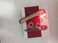 heißer Griff Vakuum Schröpfen Abnehmen Cellulite Loss Lymphdrainage Beauty Skin Lifting Gerät (4 Spitzen Köpfe erhältlich) für den Heimgebrauch