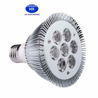 CE ROhs LED Light PAR 30 21W 7x3W Spotlight E27 bulbs dimmma...