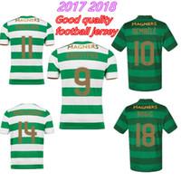 2fb54c178 ... 2017 2018 Scotland league Celtic soccer jerseys AWAY Armstrong  GRIFFITHS LUSTIG SINCLAIR BITTON BROWN 17 18 ...