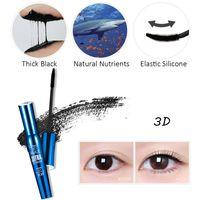 Bob Ultra Curl 3D Mascara Black Black Waterproof Curling Lungation Volume Mascaras Professionale Great Eye Lash Trucco