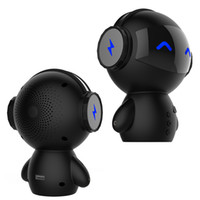 Portable Mini Robot Shaped 3 in 1 Multifunction Bluetooth Sp...