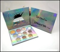New Brand The GlitterEyes Magica Unicorn Palette 11 Colors M...