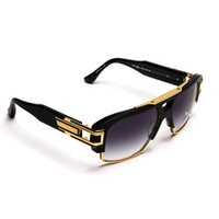 Wholesale- High- Quality Grandmaster Four Style Sunglasses Men...