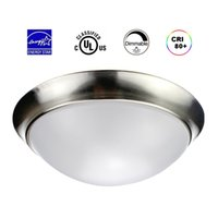 11 Inch 15W (50W equivalent) Dimmable 3000K Wet Location 120...