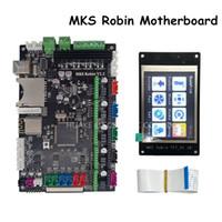 Parti della stampante 3D Freeshipping MKS Robin V2.2 Scheda madre del controller con Robin TFT32 Display software a sorgente chiuso