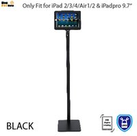 360 Tablet pc display floor stand for iPad 2 3 4 air holder ...