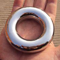 Мошонка кулон пенис кулон металлический пенис кольцо для мужчин сдержанность мошонка кулон яичко Cockring,секс-игрушки для мужчин 7 Размер B2-2-70