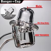 Neue Art Quarz Banger Vergaser Kappe UFO Banger Nagel Quarz halten für Quarz Banger Nagel verwendet 10/14 / 18MM Banger