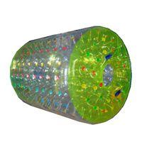 زورب الرول الكرة نفخ ووكر نفخ المياه المتداول برميل Zorbing عداء 2.4m 2.6m 3m مع البريد المجاني