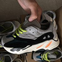 Children' s Running Shoes Kanye West Wave Runner 700 You...