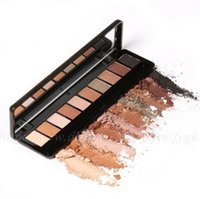 Focallure Ten Colors Eye Shadow Makeup Shimmer Matte Eyeshad...
