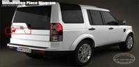 Câmera reversa para Land Rover LR4 Descoberta Descoberta Defender 2014 ~ 2016 Placa de Luz Luz OEM / HD CCD Night Vision / Câmera traseira do carro