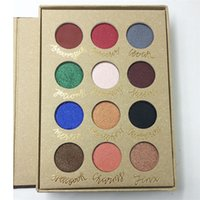 HOT 12 Shades Magic Foundation Eyeshadow Palette Highlighter...