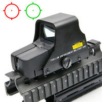 551 Holographic Sight Red Green Dot Sight Rifle Scope with 2...