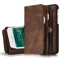 Luxury Business Style Leather Wallet Flip Case For Samsung G...