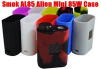 Für elektronische Zigarette Silikon Skin Hülle Tasche Tasche Pouch Gerätebox Smok AL85 Alien Mini 85W E cig