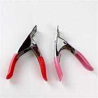 Yeni Moda Clipper Sahte Tırnak Makası Tırnak Kesici Paslanmaz Çelik Akrilik Jel Nail Art Araçları İpuçları Manikür ücretsiz kargo FB016