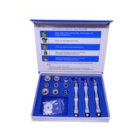 9 Tips + 3 Wands Diamond Dermabrasion Accessory Tips Diamond ...