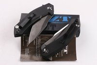 Free shipping, high quality Zero Tolerance folding knife ZT0...
