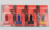 Fox 40 Classic Official Whistle with Break Away Lanyard FOX ...