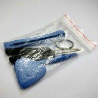 Heißer verkauf 7 in 1 reparatur hebeln öffnung tools kit set mit 5 punkt stern pentalobe torx schraubendreher für handy 5 5 s 4 4 s 3g drop shipping