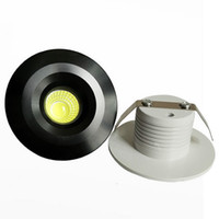 New Recessed LED Dimmable Downlight COB 3W LED Spot light LE...