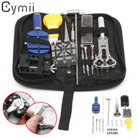 Wholesale- Professional 20 Pcs Watch Repair Tools Kit Set Wit...
