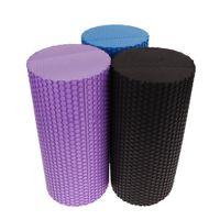 4 couleurs Yoga Blocs Gym Exercice Fitness Floating Point EVA Yoga Rouleau De Mousse Physio Trigger Massage