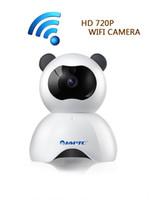 MVPTC Home Security Sans fil Mini caméra de vidéosurveillance IP Caméra de surveillance Wifi 720P Vision nocturne Caméra de surveillance CCTV Baby Monitor
