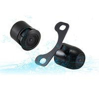 HD Waterproof Rearview Car Camera PZ411 Punching And Hanging...