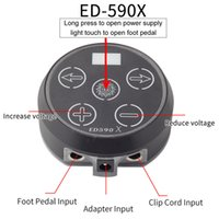 New High Quality ED- 590X Professional Tattoo Power Supply fo...