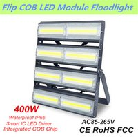 400W Super Bright Flip COB Linear Floodlights Energy Saving ...