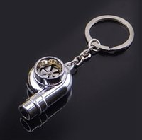 Gebläseform Autoschlüssel Anhänger Metallic Feel Fashion Bunte Ornamente Schlüsselbund