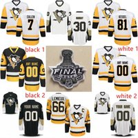 2017 Stanley Cup Final Patch Jersey 8 Brian Dumoulin 37 Cart...