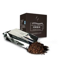 Yunnan Puer Ripe Puer Chinese Tea For Weight Lost Slimming B...
