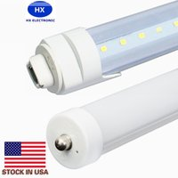 In Stock 8ft 2. 4m 45w t8 LED tube light with FA8 R17D caps i...